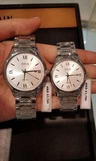 TITUS 鐵達時手錶
