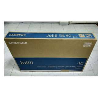 [100% BRAND NEW AND SEALED SET]  SAMSUNG 40 inch SMART TV
