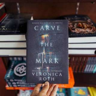 Carve the mark | Hardcover