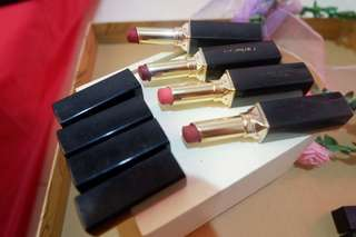 [Take All 4pcs] Lipstick Purbasari