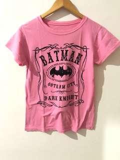 kaos batman pink