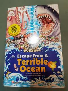 Escape From A Terrible Ocean
