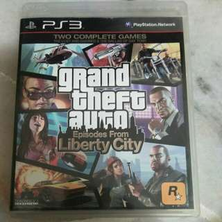 Grand theft auto episode from liberty city