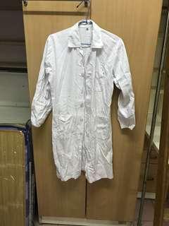 🚚 化學袍 實驗衣 實驗袍