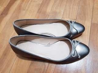 Mango Ballet Flats