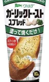 人氣蒜蓉醬 麵包醬 (20/9/2019到期)(只餘2支)