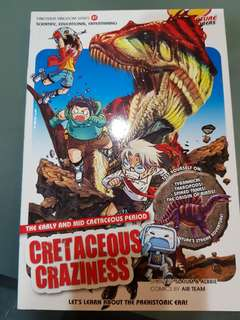 The Early And Mid Cretaceous Period Cretaceous Craziness