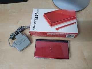 Nintendo DS Lite (Red/blue)