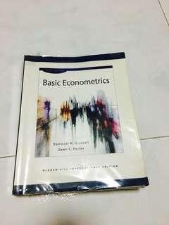 Basic Econometrics (NTU)