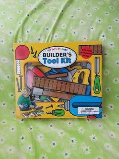 Let's Pretend Builder's Tool Kit