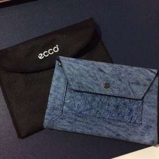 ECCO真皮銀包/卡片套