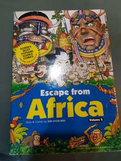 Escape from Africa 1&2