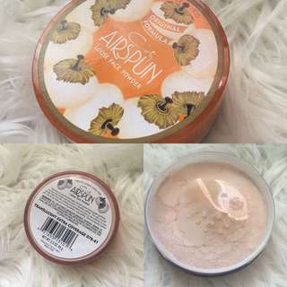 (Makeup Item#3): Coty Airspun Loose Face Powder