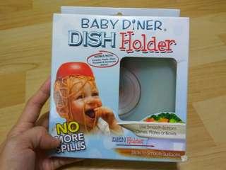 🚚 Baby Diner Dish Holder 寶寶餐具吸盤