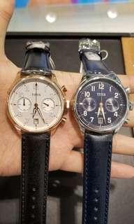 TITUS 鐵達時男裝手錶