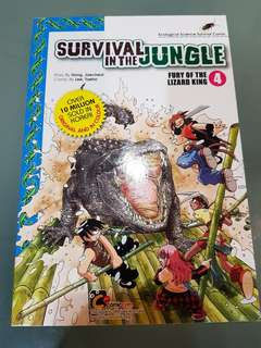 SURVIVAL IN THE JUNGLE 4