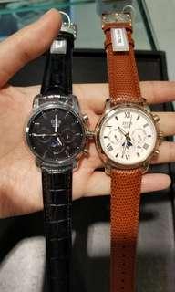 TITUS 鐵達時男裝機械手錶