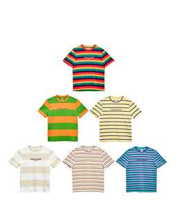 PREORDER: GUESS Farmers Market Striped Tees