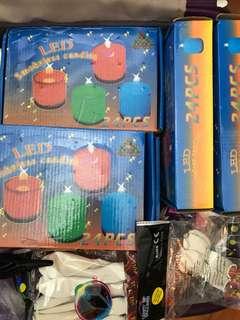 求婚物資 LED燈 (1盒24個)共5盒