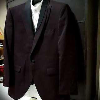 Carutte Milano 3 pieces suit