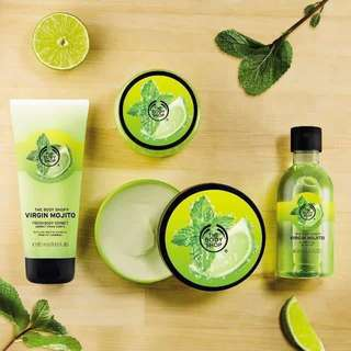 Body Shop Limited Edition