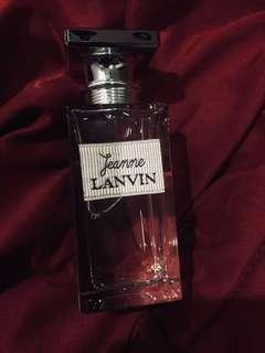 Perfume Lanvin Jeanne