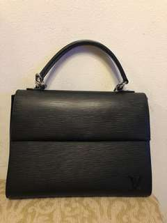 Louis Vuitton Epi Black