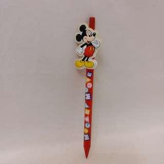 ❎❎清倉跳樓不議價❎❎ 日本 disney 迪士尼 mickey mouse 米奇鉛芯筆