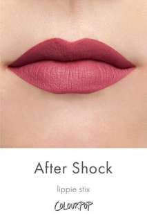 Colourpop lippie stix - After shock (matte x)