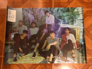 BTOB Póster This is us,,,