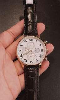 TITUS 鐵達時男裝機械手錶(店主推薦款)