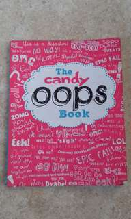 The Candy Oops Book