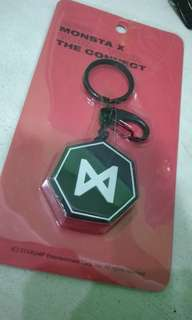 [Unsealed] MONSTA X The Connect World Tour Voice Keyring