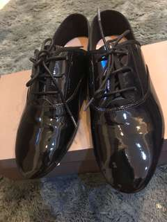 Charles & Keith Authentic Laced Up Oxford