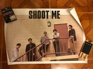 Day 6 Shoot Me Poster - Youth Part 1