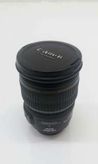 Canon 17-55mm f2.8 lens
