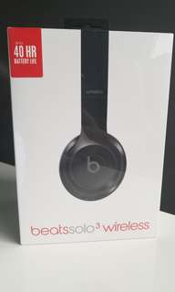 Beats Solo 3 Wireless Beats by Dre Headphones