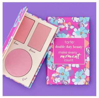 Tarte make every moment count cheek palette