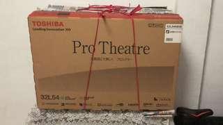 Toshiba 32 inch TV Carton empty boxes