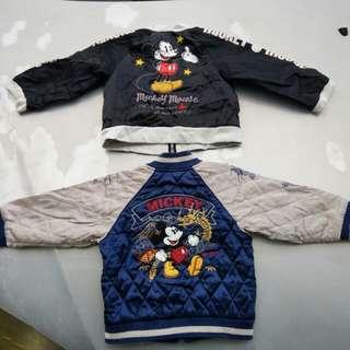Sukajan Mickey