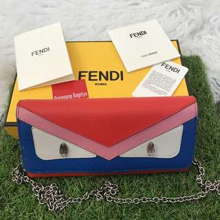 Fendi Wallet with Sling