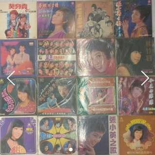 Chinese LP Records (Bullk Sale) 黑胶唱片