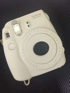 Fujifilm Instax Mini white