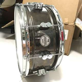 "PDP Concept Series (by DW) Black Nickel Over Steel 14""x6.5"" Snare Drum"