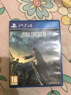 Final fantasu XV