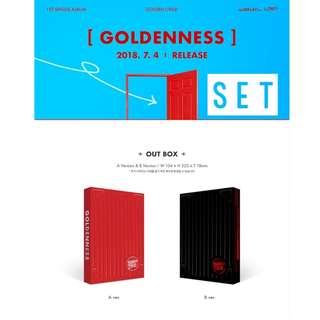 [PREORDER] [SET] 골든차일드 (Golden Child) - GOLDENNESS (1ST Single Album)