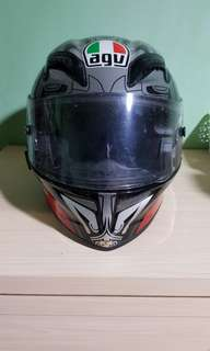 AGV T2 Full Face Helmet