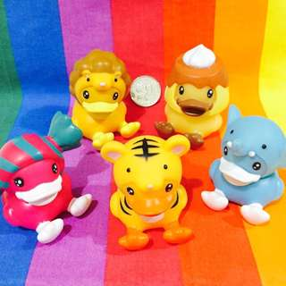 B Duck Collectibles - 5 pcs