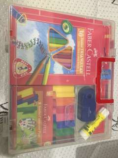 Faber castell junior Col pcl set