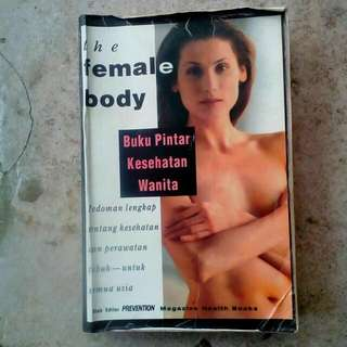 Buku The Female Body